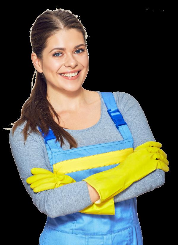 Cleanbutler Frau