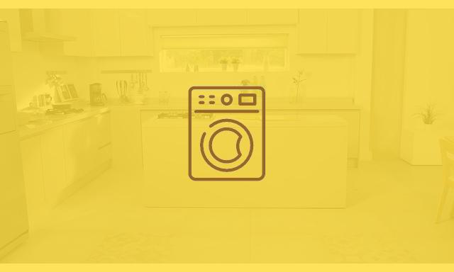 Küche eingefärbt mit Icon